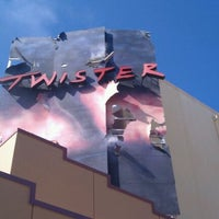 Photo taken at Twister...Ride It Out by Gage H. on 9/30/2011