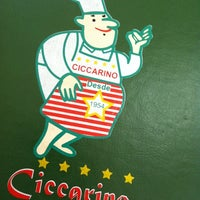 Photo taken at Ciccarino by Fabio F. on 9/27/2011