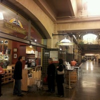 Photo taken at Ferry Plaza Wine Merchant by Rain R. on 1/21/2012