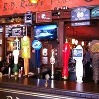Photo taken at BD Riley's Irish Pub by Heather P. on 4/21/2012
