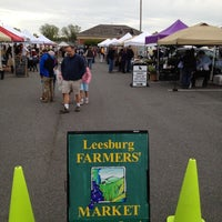 Photo taken at Leesburg Farmer's Market by Ivan P. on 4/28/2012