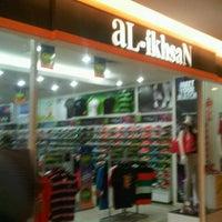Photo taken at Al-Ikhsan Sports by Akhyar S. on 8/12/2012