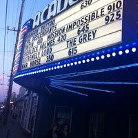 Снимок сделан в Academy Theater пользователем Mark J. 3/9/2012