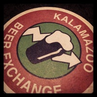Photo taken at Kalamazoo Beer Exchange by Tom B. on 4/7/2012