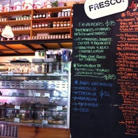 Photo taken at Fresco by Diego by INSIDER DF on 10/22/2011