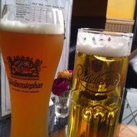 Photo taken at Hallo Berlin by Dan J. on 9/10/2011