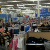 Photo taken at Walmart Supercenter by Thomas R. on 10/16/2011