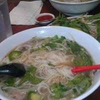 Photo taken at Pho Binh by Peter J. on 1/20/2012