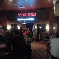 Photo taken at The Keg Steakhouse + Bar by Marvin A. on 9/1/2011