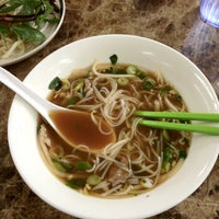 Photo taken at Toast & Pho by Dimitra W. on 5/27/2012