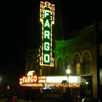 Photo taken at Fargo Theatre by Coley N. on 4/26/2011