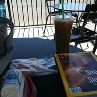 Photo taken at Starbucks by Shannendoah G. on 5/29/2012