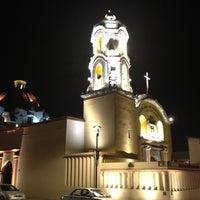 Photo taken at Iglesia de El Carmen de Abajo by Luis Felipe S. on 8/3/2012