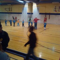 Photo taken at Rogers' Middle School by Devon H. on 1/21/2012