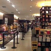 Photo taken at Saraiva MegaStore by Bruno O. on 10/6/2011