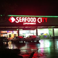 Photo taken at Seafood City by Russell A. on 12/30/2010