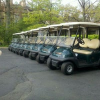 Photo taken at Devils Knob Golf Course by Tyler K. on 5/6/2012
