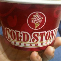 Photo taken at Cold Stone Creamery by M M. on 6/15/2012