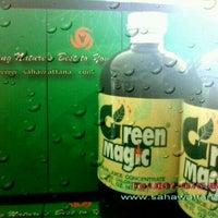 Photo taken at คลอโรฟิลล์กรีนแมจิก GREEN MAGIC by คลอโรฟิลล์ ก. on 8/10/2011