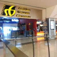 Photo taken at Golden Screen Cinemas (GSC) by Nor A. on 9/3/2012