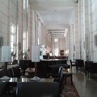 Photo taken at Park Hyatt Mendoza by Agustin S. on 1/3/2012