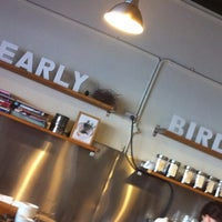 Photo taken at Early Bird Cafe by Robert M. on 6/25/2011