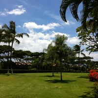 Photo taken at The Palms At Wailea by Monika S. on 8/11/2011