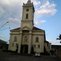 Photo taken at Catedral São Francisco Xavier by Vanderléa T. on 5/21/2012