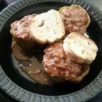Photo taken at Sonio's Cafe by Thomas P. on 9/15/2011