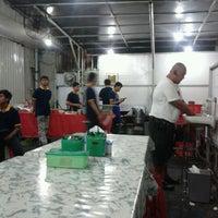 Photo taken at Seafood45 by Davian R. on 12/19/2011