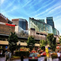Photo taken at Yamanote Line Yūrakuchō Station by Mu H. on 8/29/2012