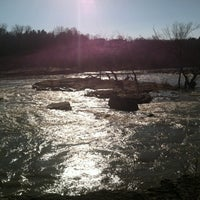 Photo taken at Salmon Hole by Cedric D. on 3/20/2012