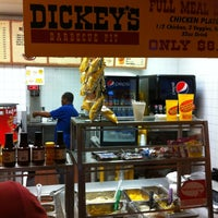 Photo taken at Dickey's Barbecue Pit by Guy🇬🇧 G. on 3/17/2012