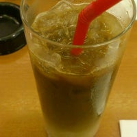 Photo taken at イタリアン・トマト カフェジュニア 千日前通り店 by underfish on 7/14/2012
