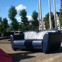 Photo taken at Bankje Voor De Kooi by Wouter M. on 6/30/2011