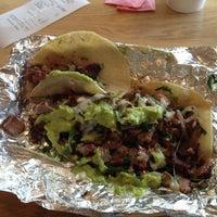 Photo taken at Tacos N Salsa by David V. on 4/12/2012
