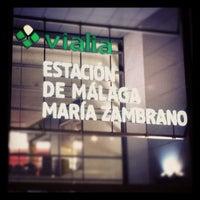 Photo prise au Estación de Málaga-María Zambrano par Nacho L. le11/3/2011