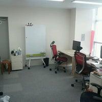 Photo taken at Bascule GO! Inc. Osaka Office by Tsuyoshi A. on 1/4/2012