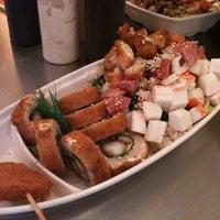 Foto tomada en Sushi Hokō-Ki por Hector C. el 9/8/2012