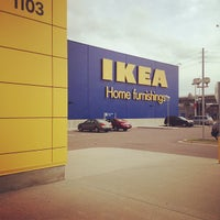Photo taken at IKEA by Justin H. on 1/27/2012