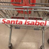 Photo taken at Santa Isabel by Ron c. on 8/13/2012