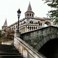 Foto tirada no(a) Castelo de Buda por Carlos V. em 10/25/2011