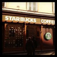 Photo taken at Starbucks by Lukas K. on 2/21/2012