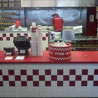 Photo taken at Five Guys by Scott W. on 9/24/2011