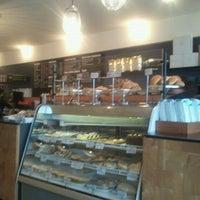 Photo taken at Trafiq Café & Bakery by Danielle L. on 1/28/2012