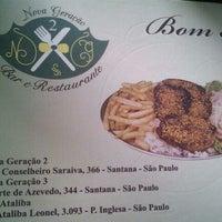 Photo taken at Restaurante Nova Geração 2 by Janderson M. on 7/12/2011