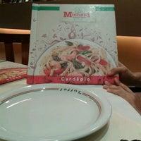 Photo taken at Michelli Ristorante Italiano by Marilia V. on 11/27/2011