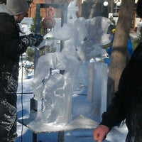 Photo taken at St. Paul Winter Carnival by Gerry L. on 1/29/2012