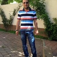 Photo taken at Romconstruct by Borcoteci I. on 6/19/2012