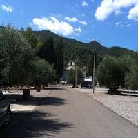 Photo taken at Santa cristina by Patricia G. on 9/4/2011